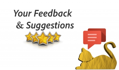 Your Feedback & Suggestions